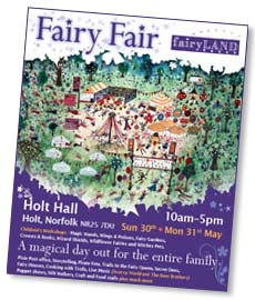 Fairy Fair Holt Hall 2010